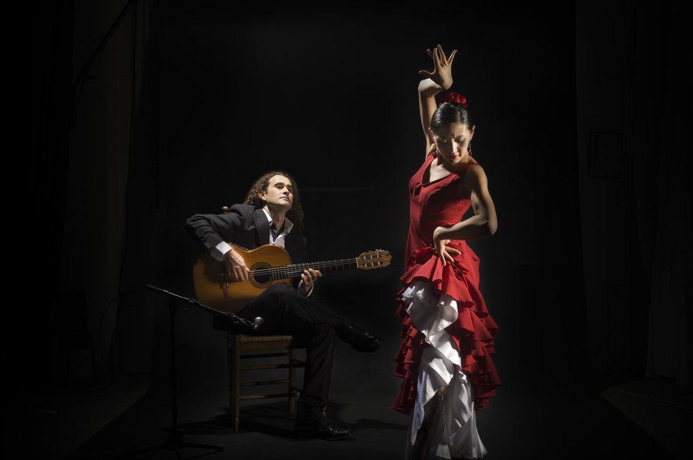 Senes Flamenco and Alejandro Florez