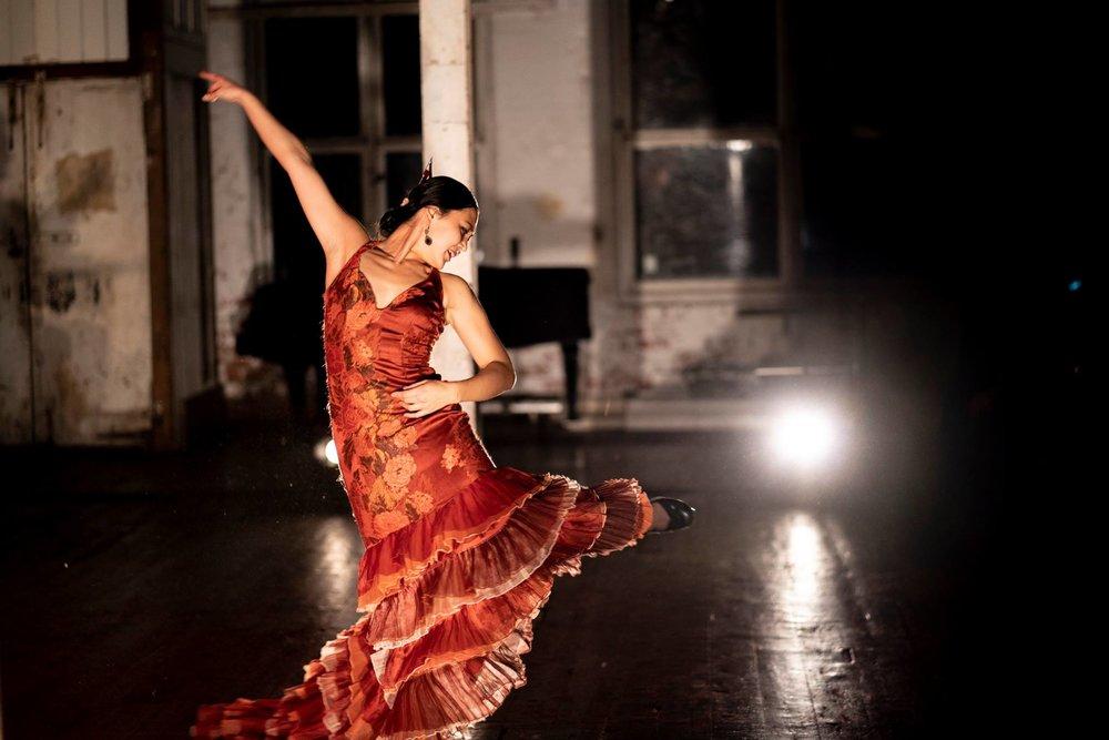 Flamenco Dancer Melbourne