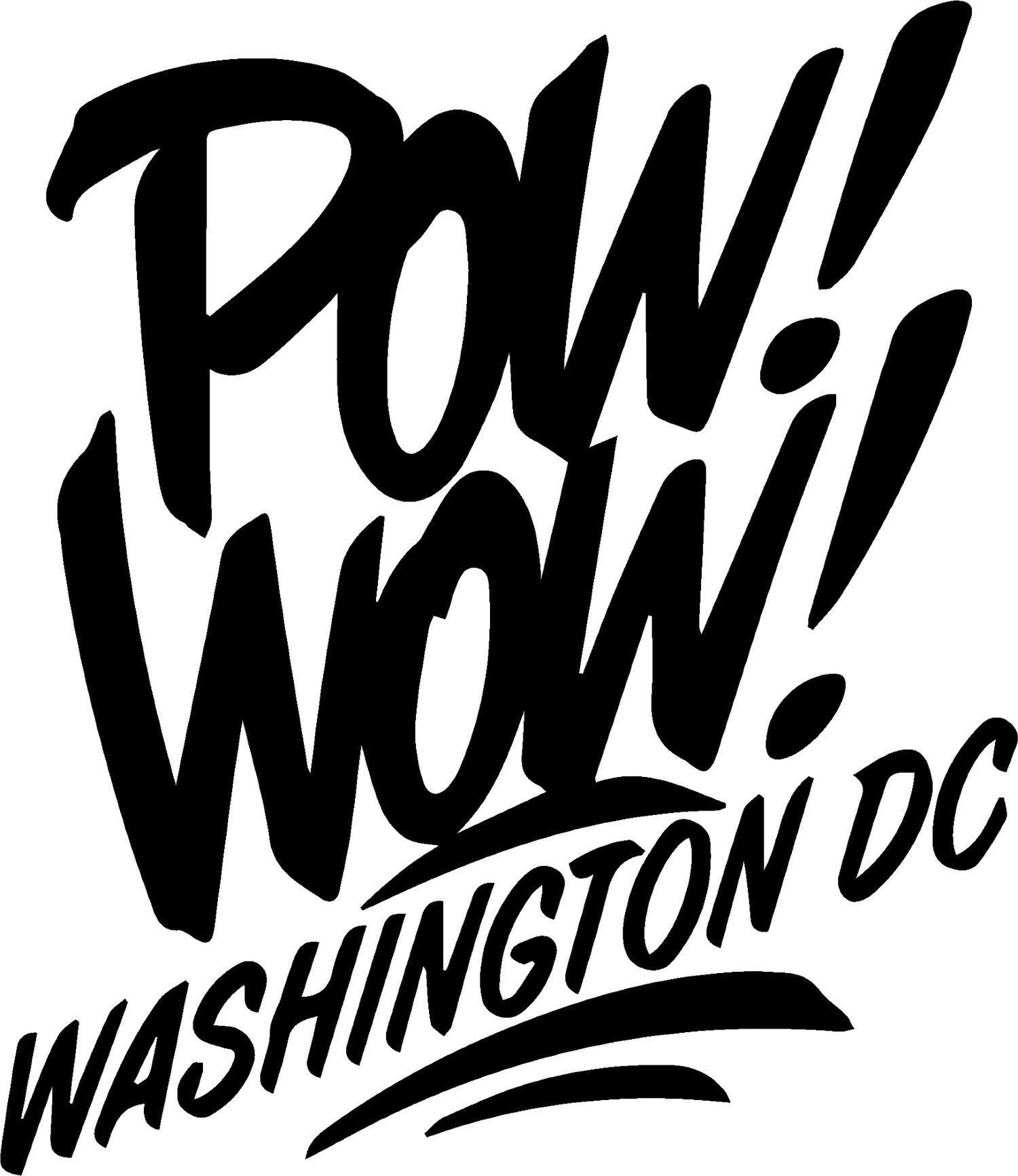 Pow! Wow! Washington DC