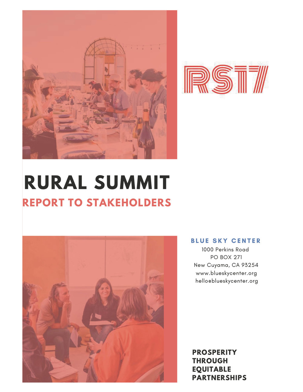 Rural Summit Report