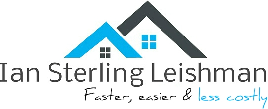 Ian Sterling Leishman Real Estate   Logo 750b - Faster, easier and less costly.jpg