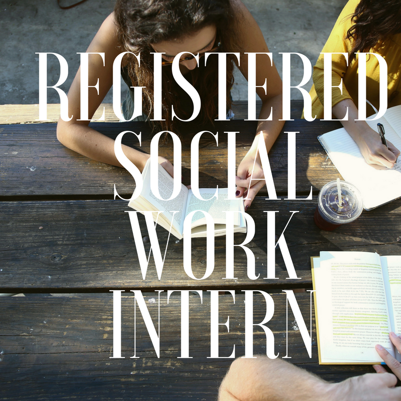 Guide to becoming a Registered Clinical Social Work Intern