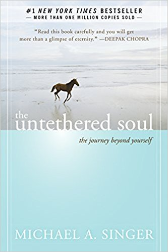The Untethered Soul: The Journey Beyond Yourself by Michael Singer ($13.15) -
