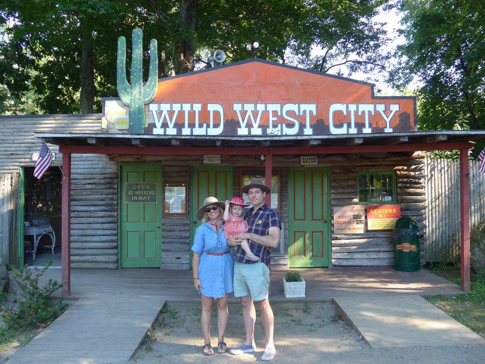 Wild West City -