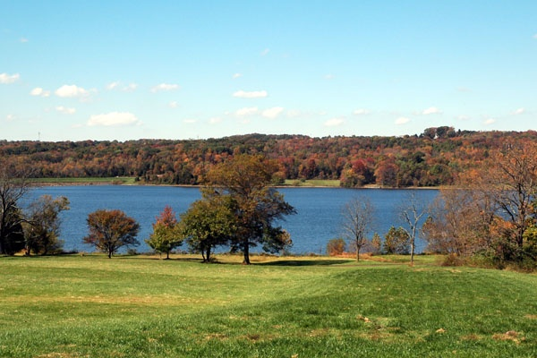 Lake Galena (pictured)