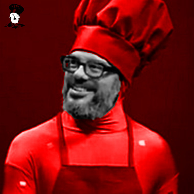 """""""I think the first time I ever truly loved myself was when I saw an animatronic Chef Boyardee singing 'It's A Small World' behind a Wal-Mart dumpster in Irvine. That experience infused me with the winsome braggadocio that's made me who I am today.""""  -David Cross  explaining why Arrested Development takes place in Orange County"""