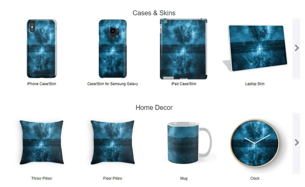 Photography Merchandise! - Check out phone cases, tapestrys, stickers, mugs, shirts, and much much more!