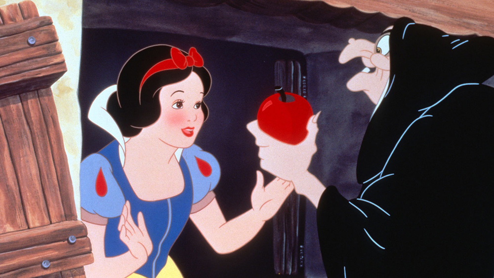 Disney's iconic Snow White and the Wicked Stepmother and Witch.jpg