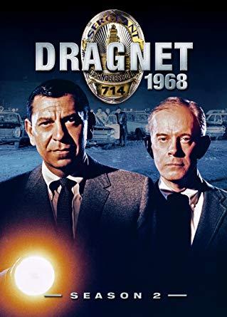 Dragnet 1968 Season 2 DVD on Amazon