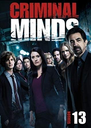 Criminal Minds Season 13 DVD on Amazon