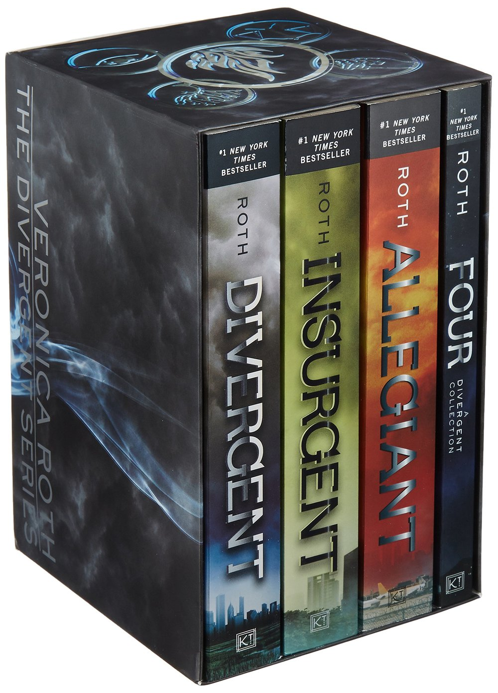 Divergent Series by Veronica Roth boxed set