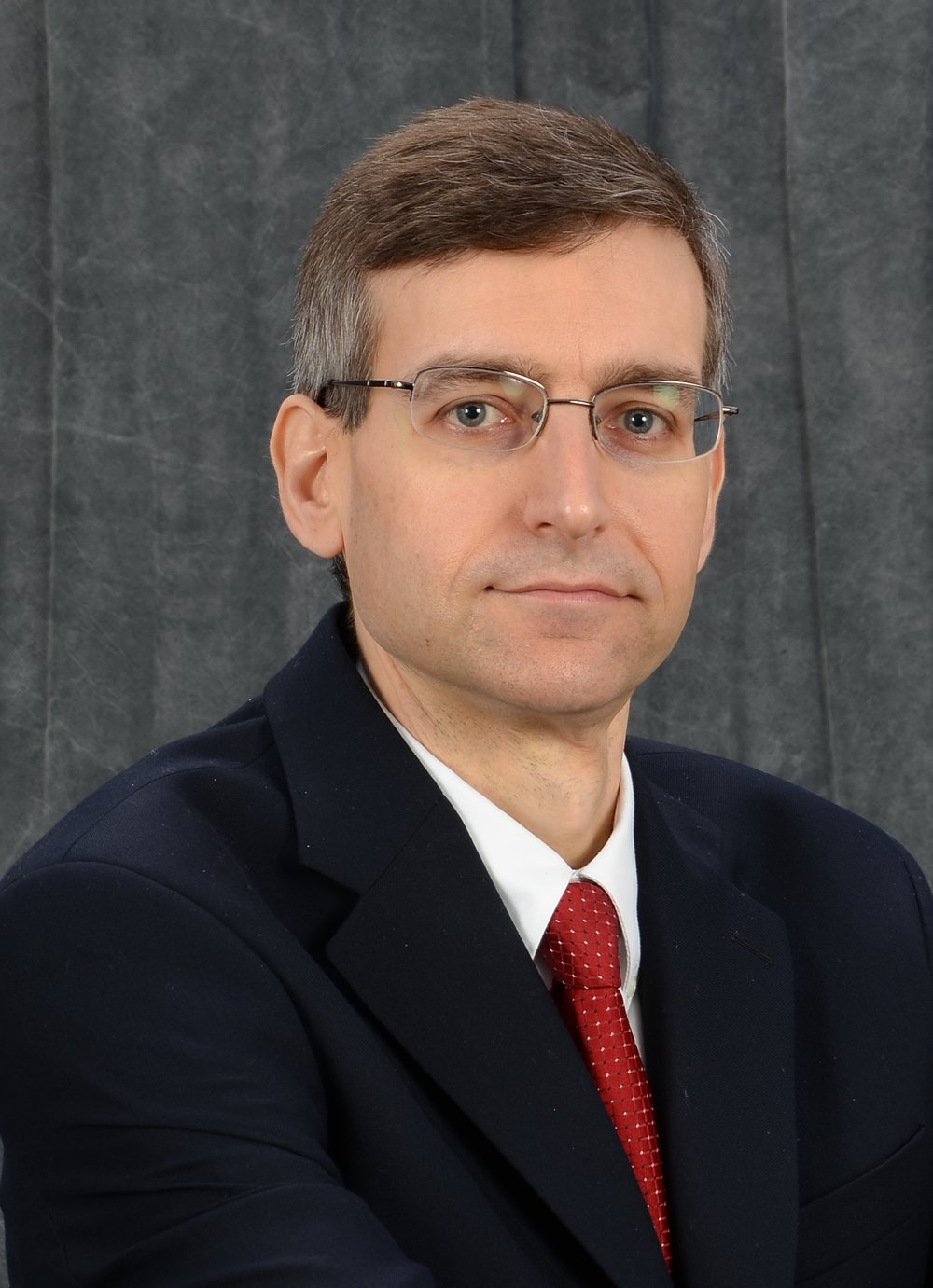 Ken Beckman, actuary