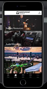 iPhone 7 PSD Mockup - Black Small.png