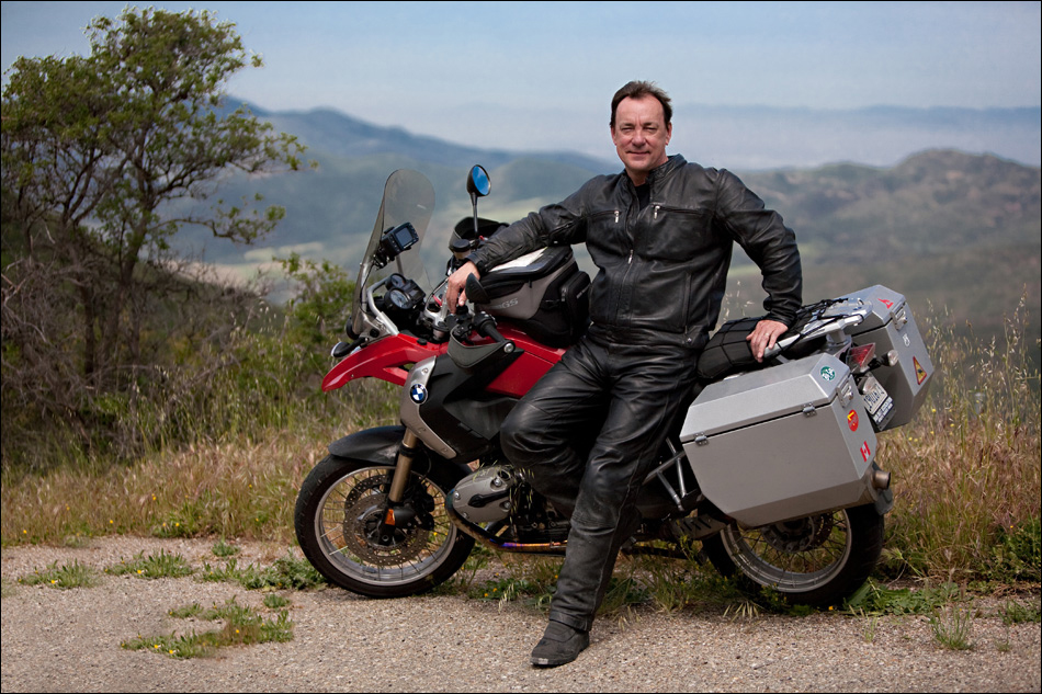 Neil Peart's GHOST RIDER: TRAVELS ON THE HEALING ROAD - A