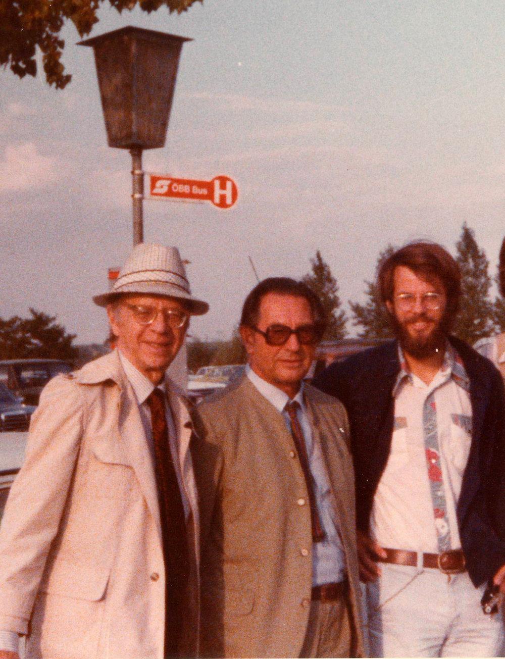 Theodore Norman & Karl Scheit - Vienna 1979