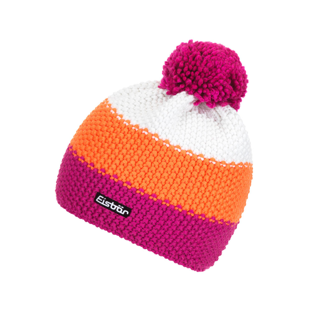 Star Neon Pompon MU Hat — Eisbär North America  a431cf97d8d