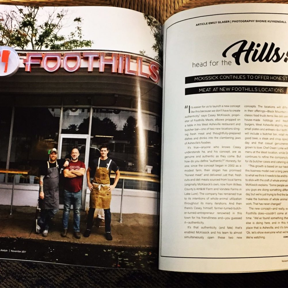 Foothhills Butcher Bar