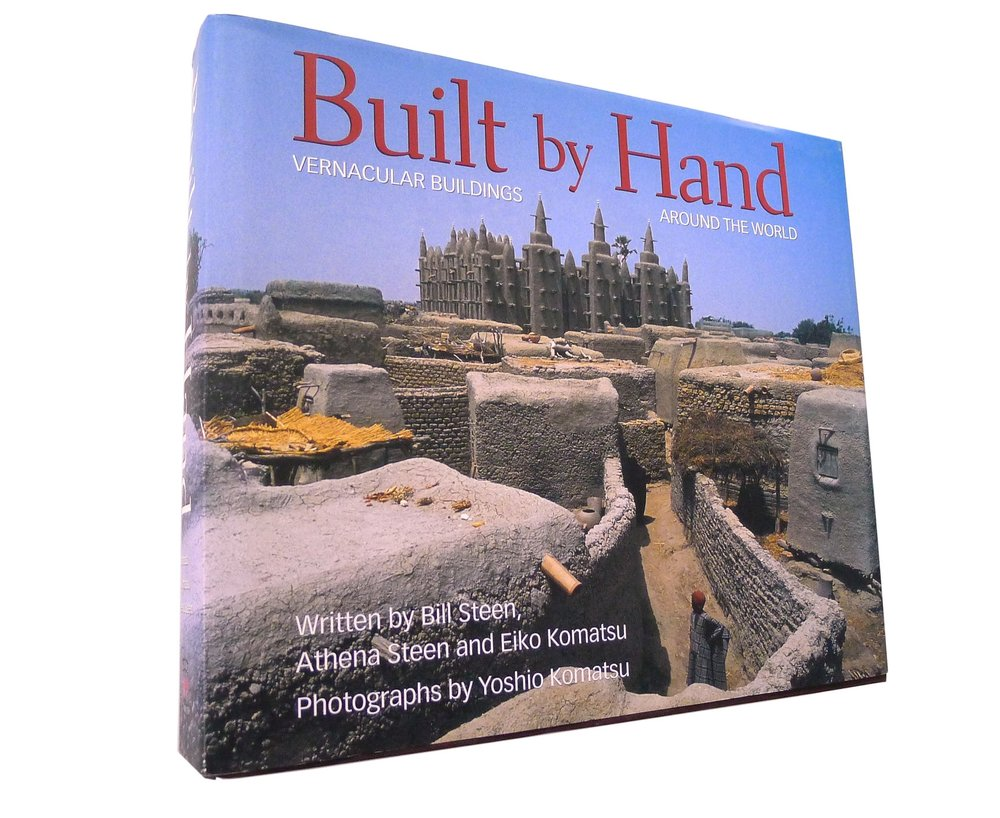 Built by Hand. Published by Gibbs-Smith