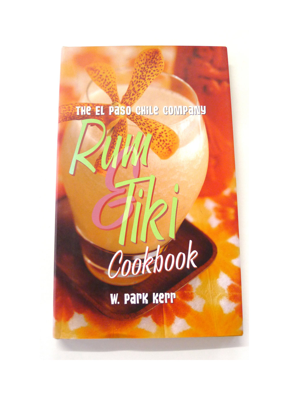 Rum & Tiki Cookbook. Published by William Morrow and Company