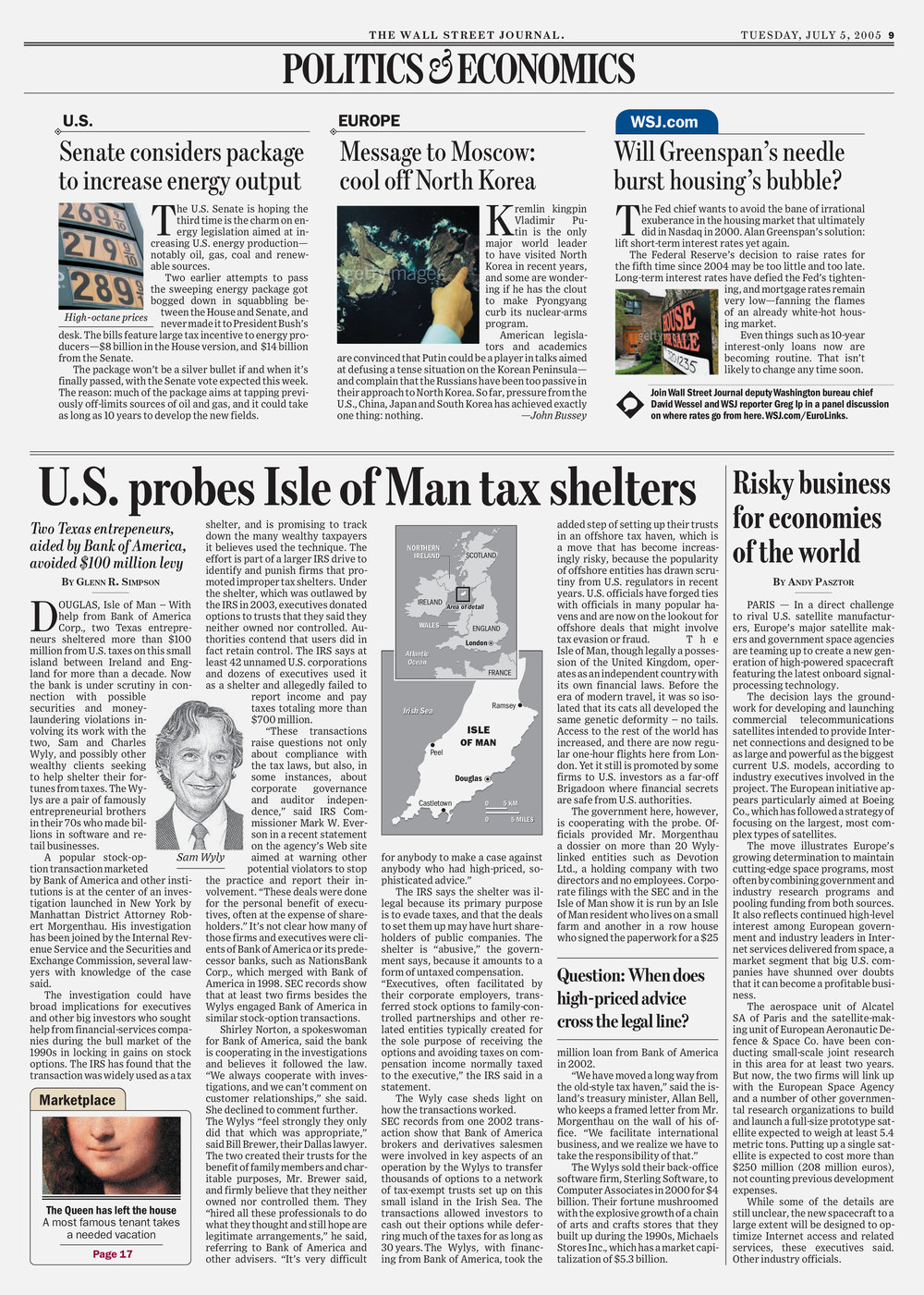 The Wall Street Journal redesign, Asia Edition. Published by Dow Jones.