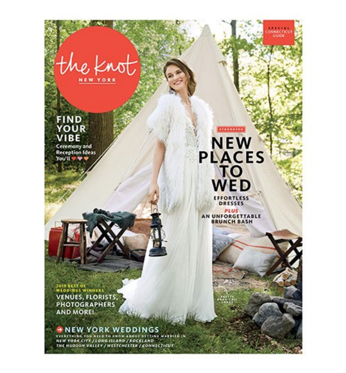 """The Knot Magazine New York - Spring/Summer 2019 Issue, """"Space Western"""" Feature"""