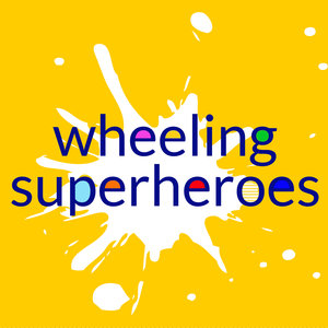 Wheeling Superheroes
