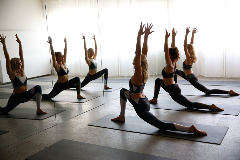 The Boutique Wellness Lover - A growing segment is willing to spend heavily on fitness, abandoning $30-a-month gyms for trendy studios where classes for cycling, boot camp or yoga can run $30 a session.Credit: The LA Times