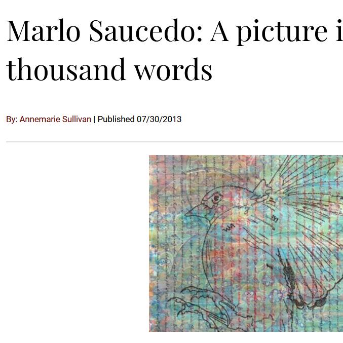 2013: Woodlands Online-Marlo Saucedo