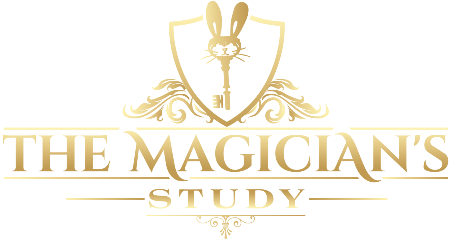 The Magician's Study | An Intimate Magic Experience