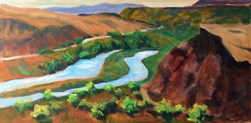 Alma Sanbern - Original Artwork