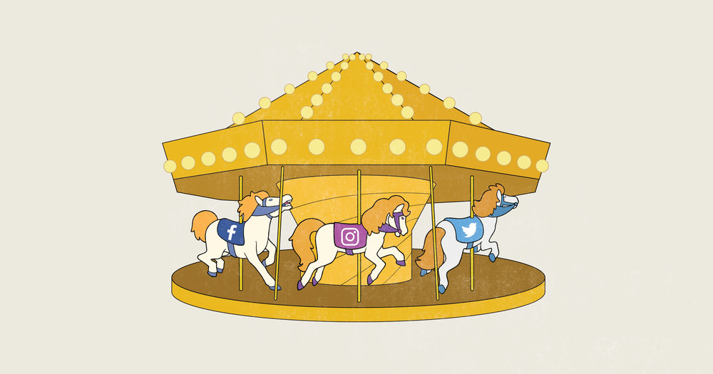 Stuck on the social media merry-go-round? Sad Monkey Media will help you stop spinning your wheels.