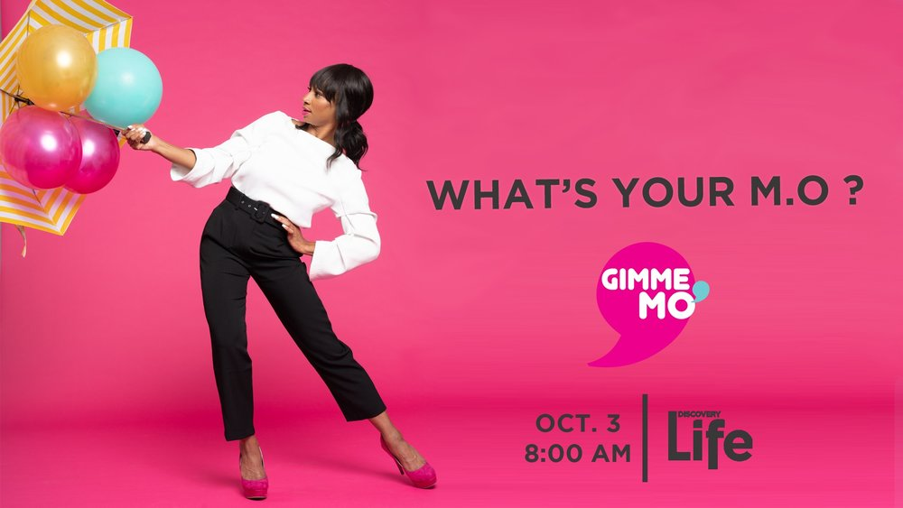 Monique Coleman Creates - Airing OCT 3rd on Discovery Life