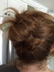 sprite's hair