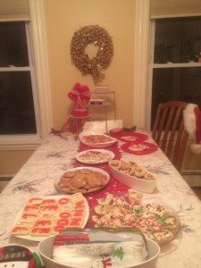 cookie exchange table