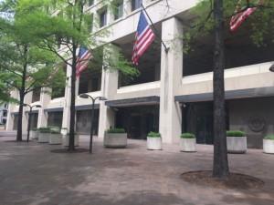 DC planters on plaza 2