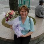 Mrs. Lee's bouquet