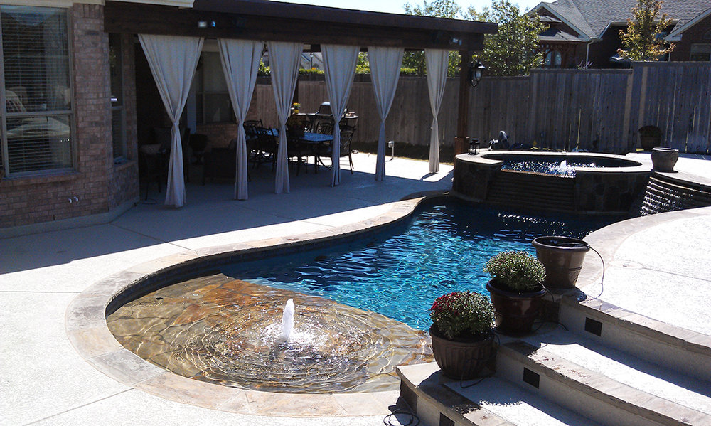 BMR pool and patio arbor cabana fountain.jpg