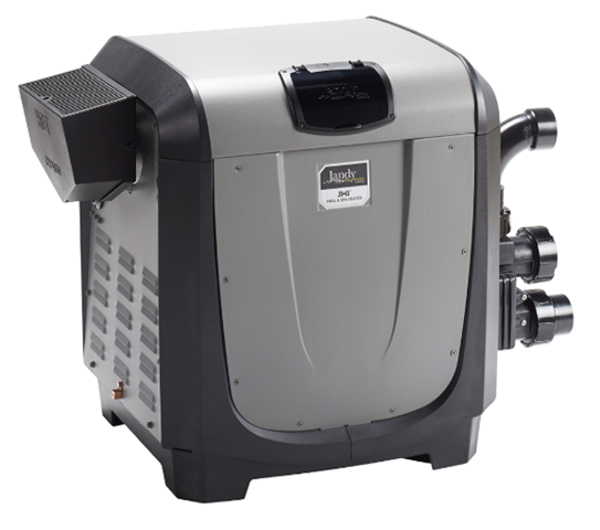 JXi Pool & Spa Heater - The Total Package Pool & Spa Heater