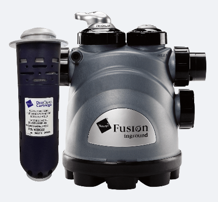 Nature2 Fusion Inground/Soft - The Nature2 Fusion soft system is an all-in-one salt water sanitizer and mineral system for in-ground pools.The Nature2 Fusion Inground is a robust and convenient chlorine and mineral sanitizing system.
