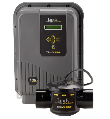 TRUCLEAR™ SALTWATER CHLORINATOR - Simple, Reliable Saltwater Chlorination
