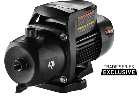 POLARIS PB4SQ - The PB4SQ is an energy-efficient, multistage booster pump that operates quietly and is easy to install and service.