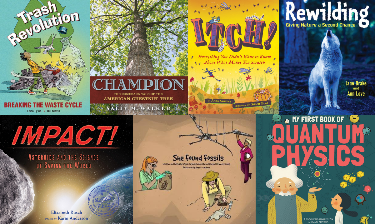 Longlist for 2019 Middle Grades Science Book Award Announced