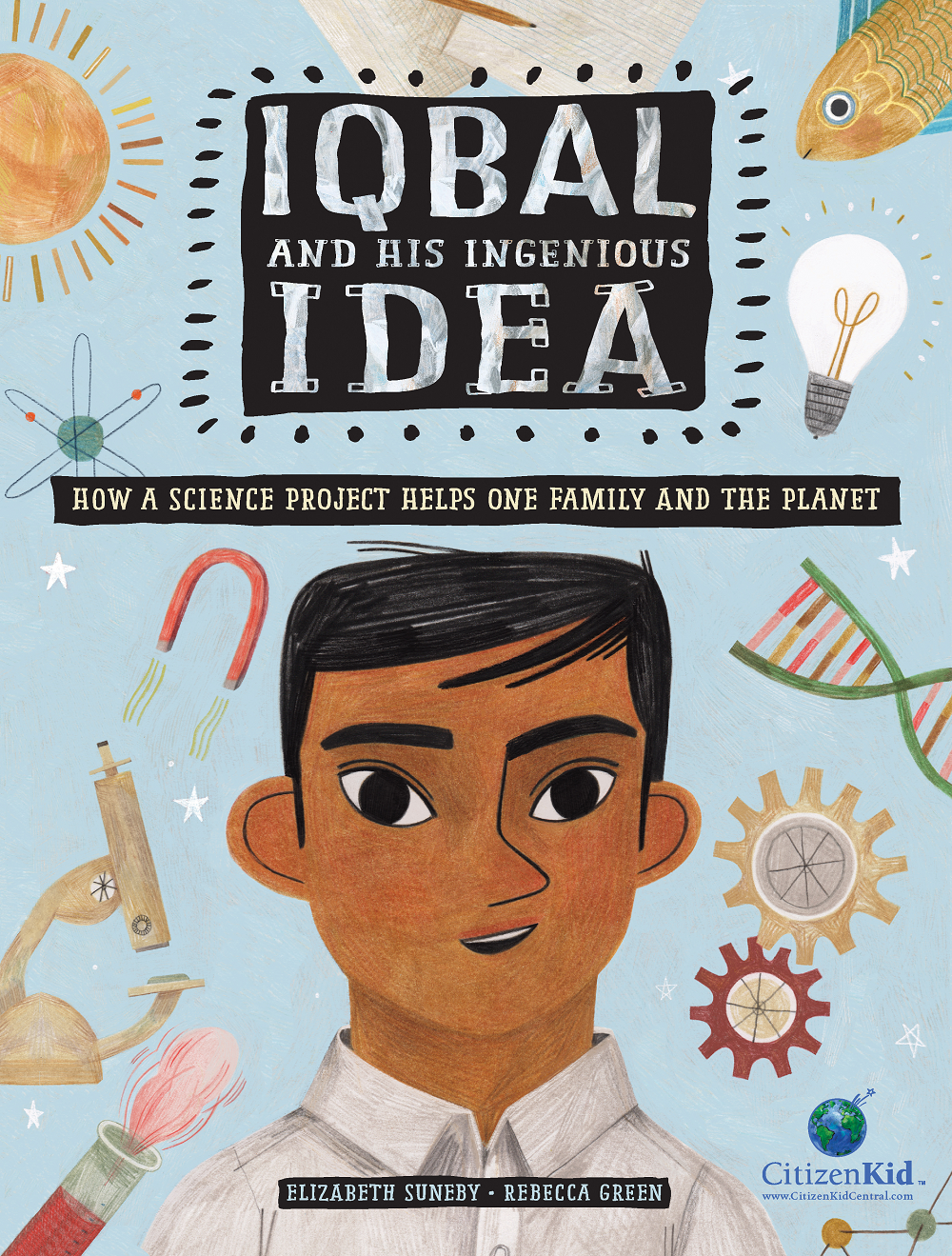 Children's Science Picture Book