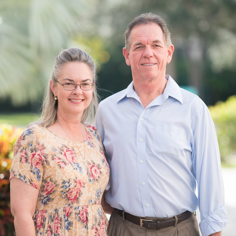 "Matt & Carrie Ellis - ""We believe every person is created by God with an attachment system that informs the way we relate to one another and ultimately with God. We work to facilitate attachment and connection in the families and individuals who come to us."""