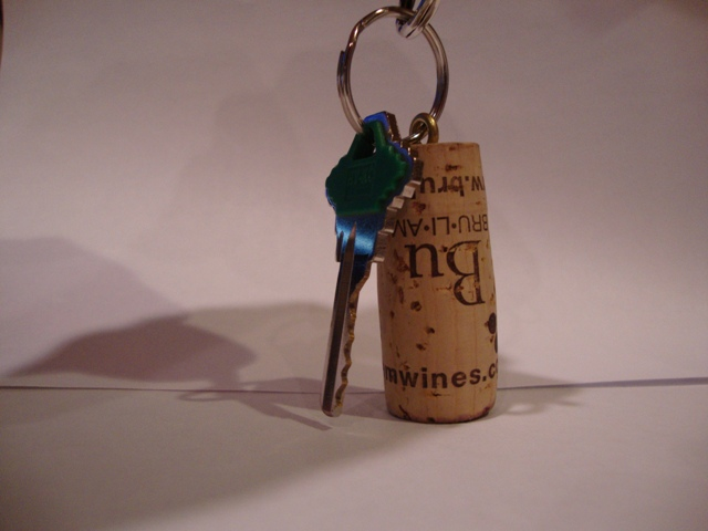 Bruliam Keychain