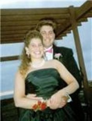 Yes - that's we, at our senior prom