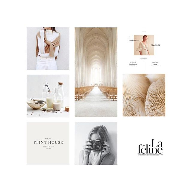 Back in action with a moodboard  for @foodtographyschool 🙌🏻 . . . For those who follow my personal account @katelyngambler, you know I've been through some stuff in the past few months, but I'm ready to step this account back up and post some work that's been in the works and well overdue for a share. Can't wait to reveal the final brand. ✨