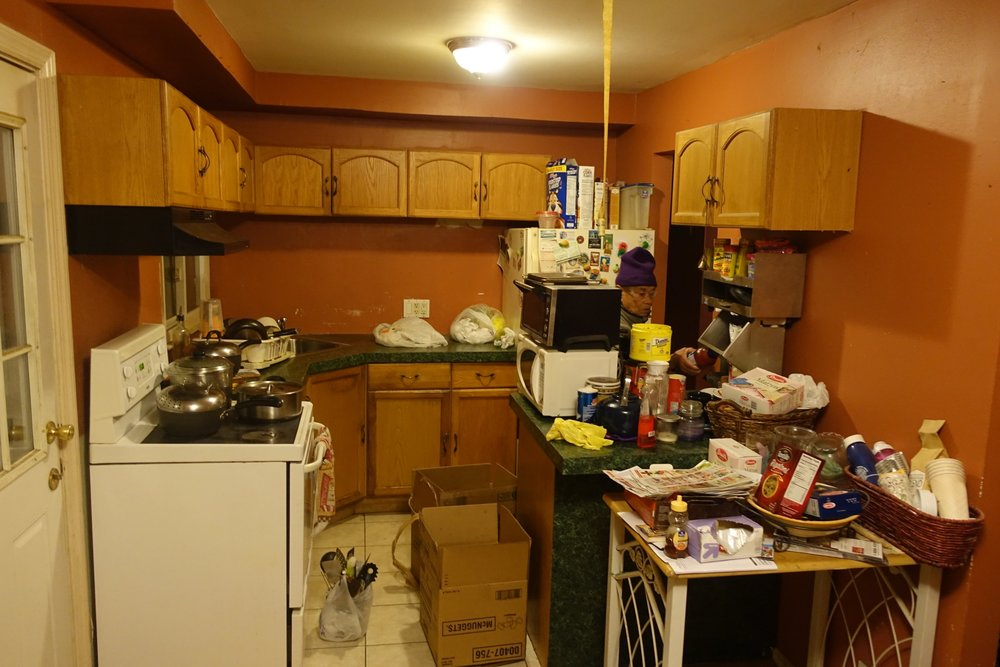 before -