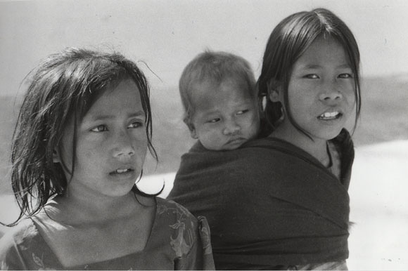 - And exposure to the immense poverty children face everyday in NEPAL.