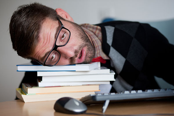 The Secret Key to Success On Exams: Sleep -